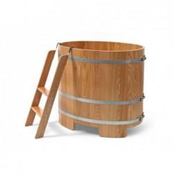 Wanna do sauny- modrzewiowa